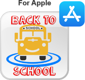 Xybernetics Back To School Bus Tracker For Apple