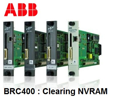 ABB DCS BRC400 - How-To Revive From Faulted CPU