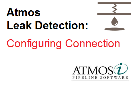 TechTalk - Atmos : Configuring Connection