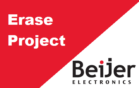 TechTalk - Beijer QTERM : Erase Project