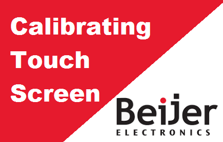 TechTalk - Beijer QTERM : Touch Screen Calibration