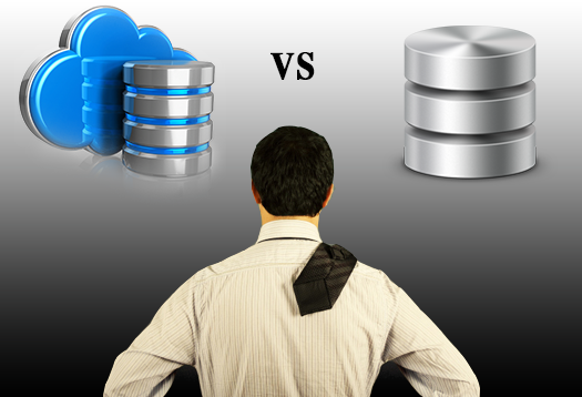 Tech Talk : Cloud Vs Traditional