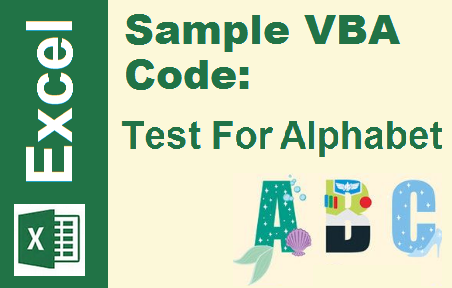 VBA Function To Test If All Characters In A String Is Alphabet