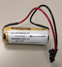 Xybernetics Allen-Bradley PLC-5 - Battery