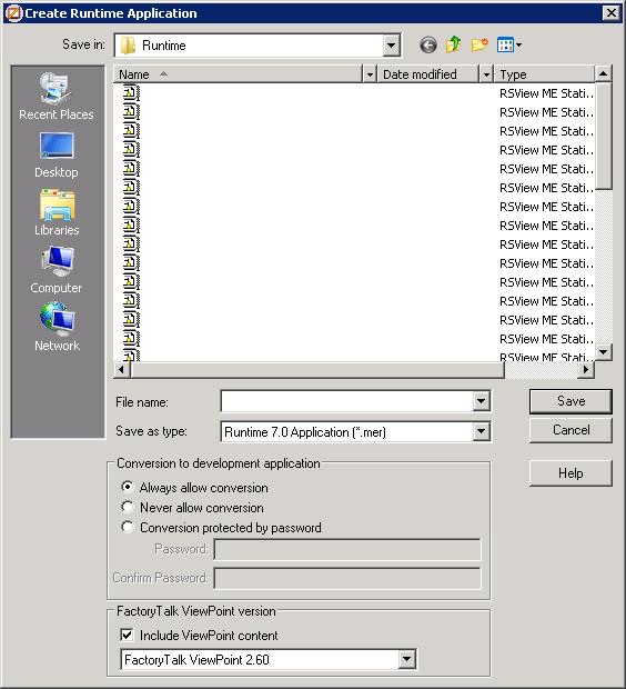 Xybernetics Allen-Bradley PanelView Plus - Delete Files