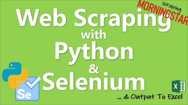 TechTalk - Python : Web Scrapping Using Selenium