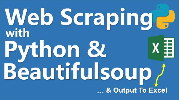 TechTalk - Python : Web Scrapping Using Beautifulsoup