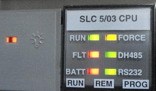 TechTalk - RSLogix 5 : Debug Faulted PLC