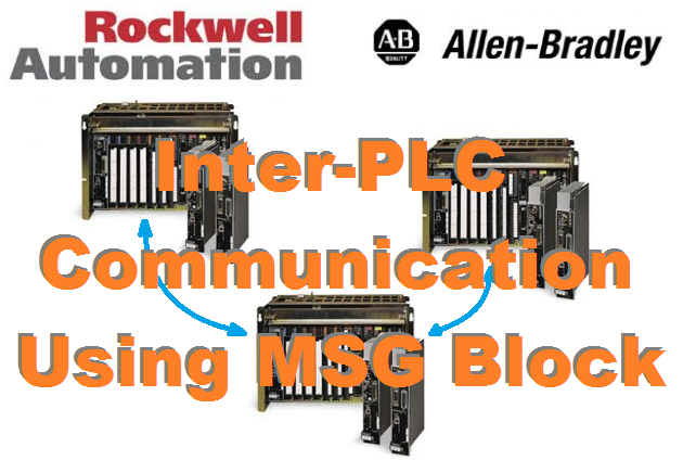 TechTalk - RSLogix5 : Inter-PLC Communication Using MSG Block... The Basics