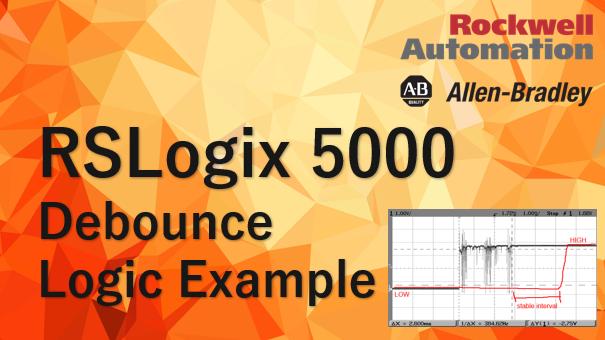 TechTalk - RSLogix500 : Debounce Logic Deadband