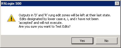 Xybernetics Delete Whole Rung Online Using RSLogix500