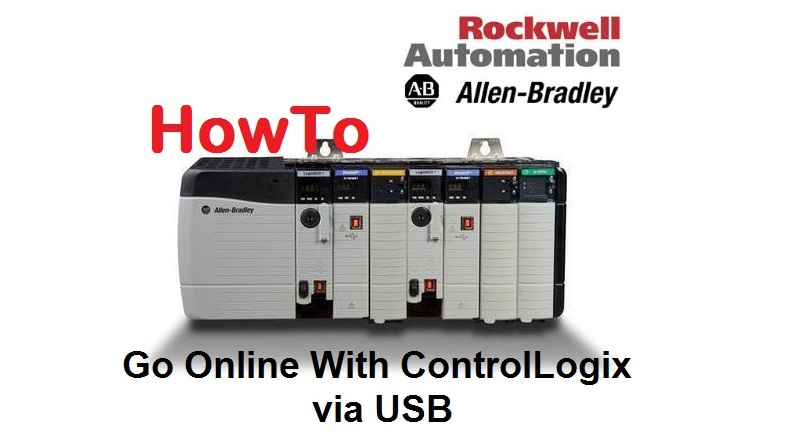 TechTalk - Allen-Bradley RSLogix5000 : How To Go Online With ControlLogix Via RSLogix5000
