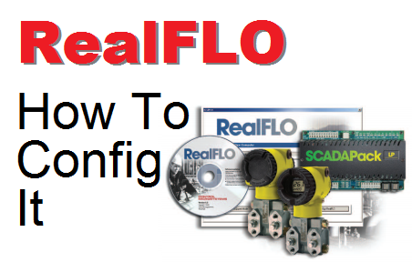 TechTalk - RealFLO : How to load SCADAPack with RealFLO C/C++ Program