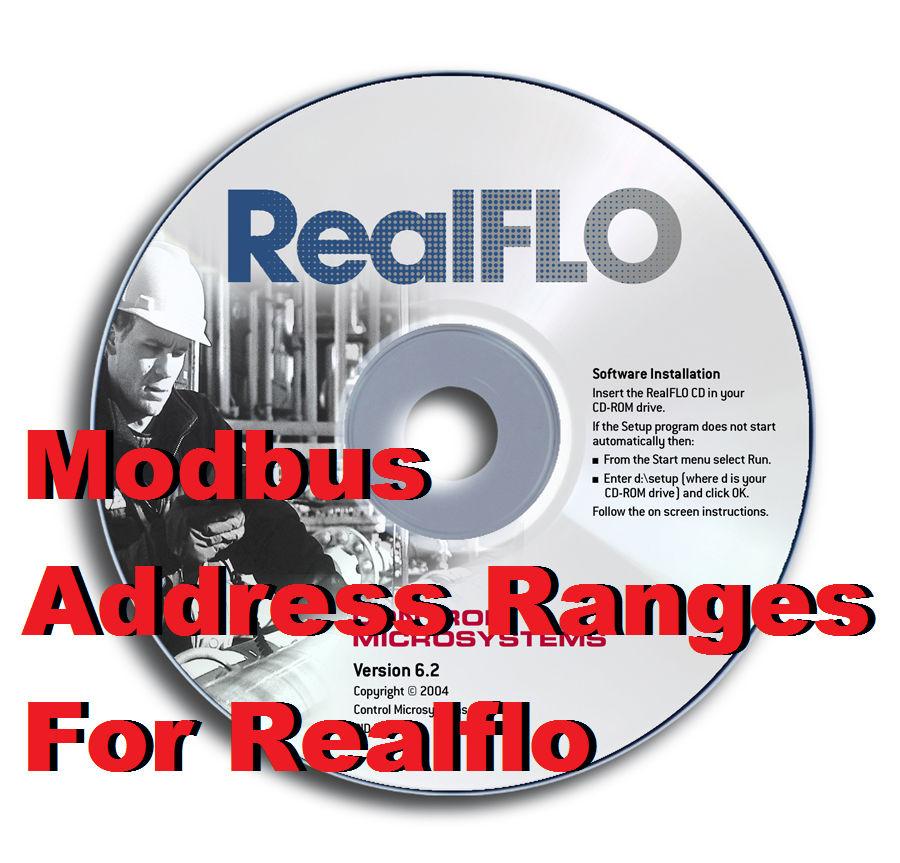 Techtalk - RealFlo : Modbus Address Ranges