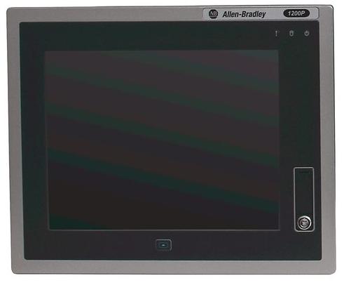 Xybernetics Allen-Bradley 6181P Integrated Display Industrial Computer