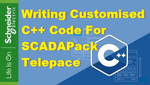TechTalk - SCADAPack : Telepace C++ Tools