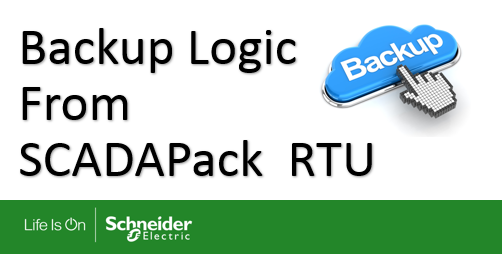 TechTalk - Telepace : How To Backup Logic