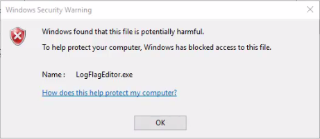 Xybernetics Windows Server 2019 To help protect your computer, Windows has blocked access to this file