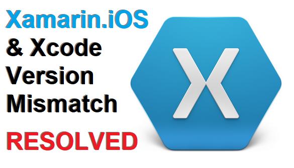 TechTalk - Xamarin : ERROR - Link Framework SDK Only