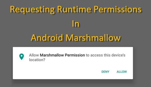 TechTalk - Xamarin : Location Permission
