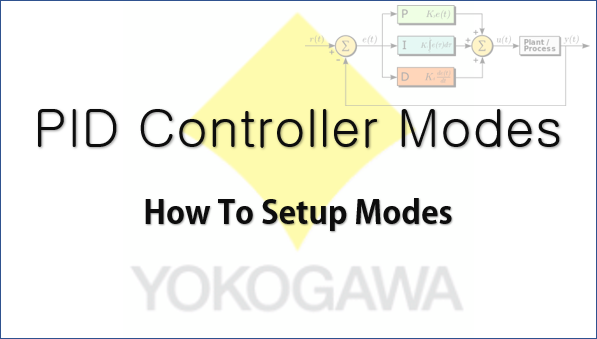TechTalk - Yokogawa STARDOM : PID Mode Assignment