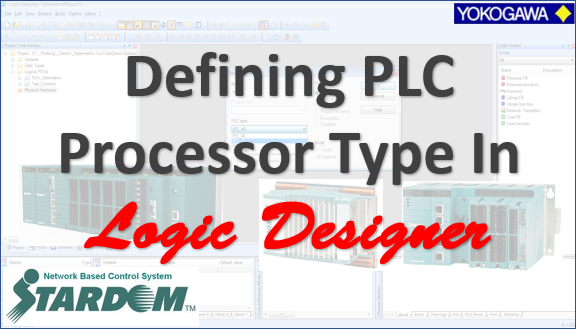 TechTalk - Yokogawa STARDOM : Overview On PLC Type and Processor Type