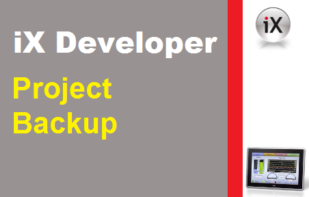 TechTalk - iX Developer : Backup Project